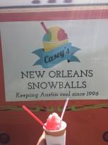 Snowball Food Truck